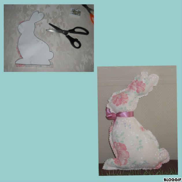 P Ques 2014 Lapin Couture Tr S Facile